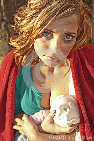 Macierzysta pierś - karmić dziecka