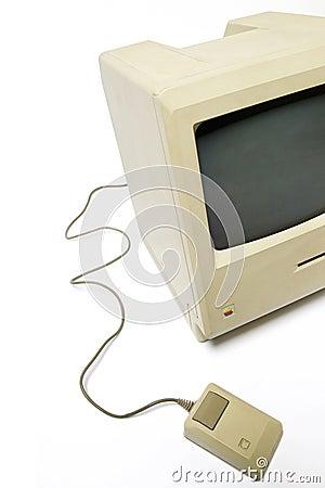 Macintosh Editorial Photo