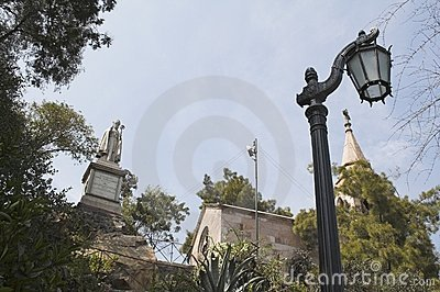Mackena tomb Santiago de Chile