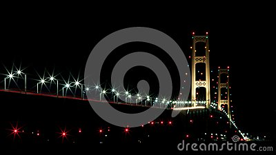 Mackinac Bridge, Mackinaw City Michigan