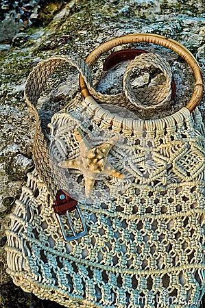 Macrame lace