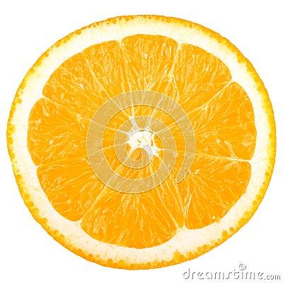 Free Macro Food Collection - Orange Slice Royalty Free Stock Photos - 12816178