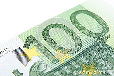 Macro honderd euro