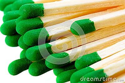 Macro of matches