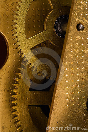 Free Macro Old Mechanism Royalty Free Stock Photo - 1837655