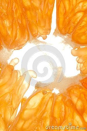 Macro Orange core