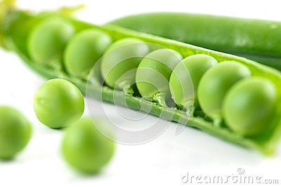 Macro pea