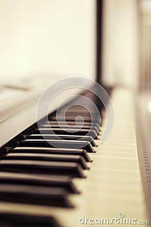 Macro Photo Of Piano Keys Free Public Domain Cc0 Image