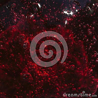Free Macro Red Jelly Royalty Free Stock Photos - 16094218