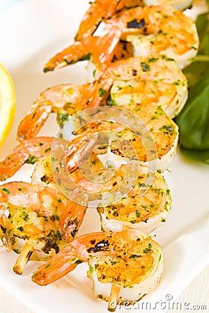 Free Macro Shrimp Stock Photography - 18387132