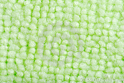 Macro terry cloth