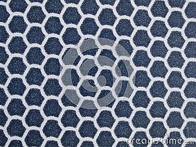 Macro texture - patterns - construction barricade