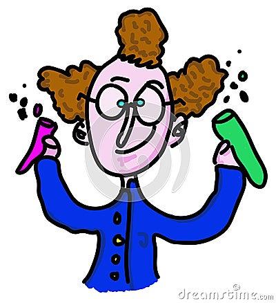The mad chemist