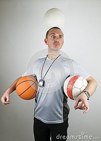 Mad Coach