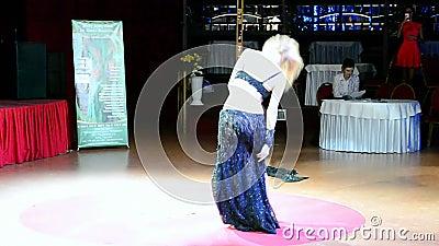 Madame Festival de ventre par Daria Danilkina à Kiev, Ukraine, clips vidéos