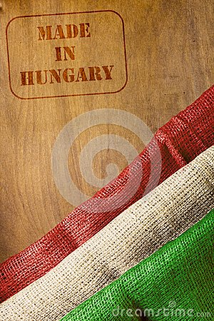 Free Made In Hungary Royalty Free Stock Photo - 106617055