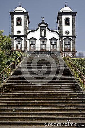 Madeira - Igreja de Nossa Senhora do Monte Church