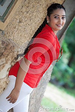 Madhu Nithyani Editorial Stock Image