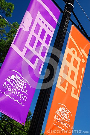 Free Madison Indiana Banners Stock Photo - 120504510