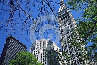 Madison Square Park New York USA