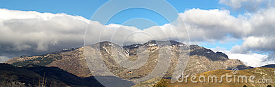 Madonie Mountains, sicily