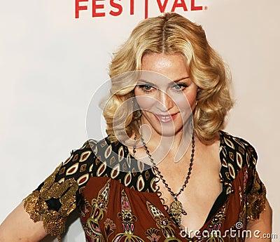 Madonna Editorial Photography