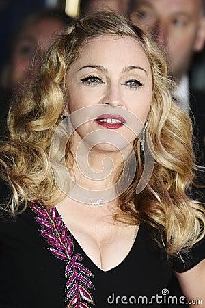 Madonna Editorial Photo