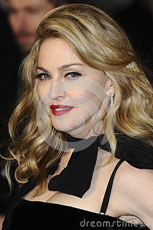 Madonna Editorial Image