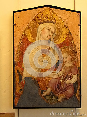 Free Madonna And Child Royalty Free Stock Images - 60781019