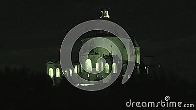 Madonna d'infrarouge de San Luca clips vidéos