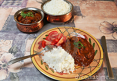 Madras beef curry 3