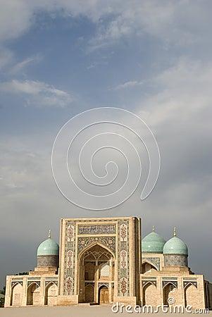 Madrasa of Burokhon