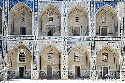 Madrasah in Bukhara