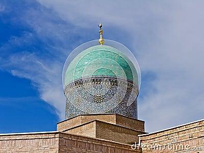 Madrasah dome