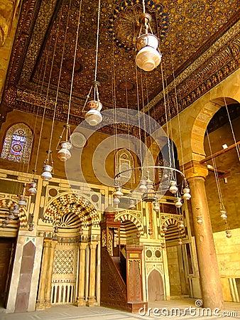 Madrasah Mausoleum and Mosque, Qalawun Complex, Cairo