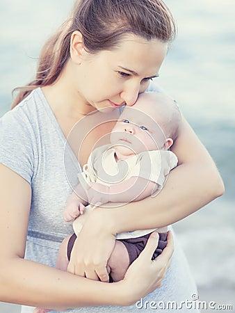 Madre e bambino