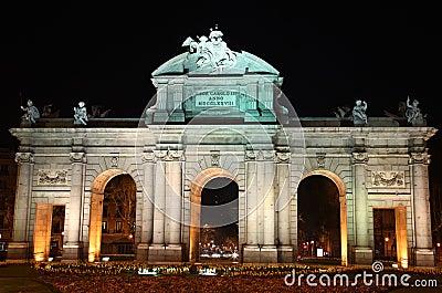 Madrid - Alcala Gate