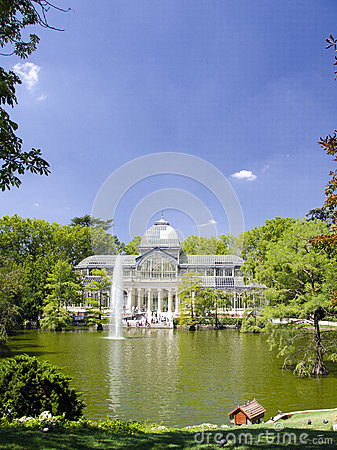 Madrid crystal palace