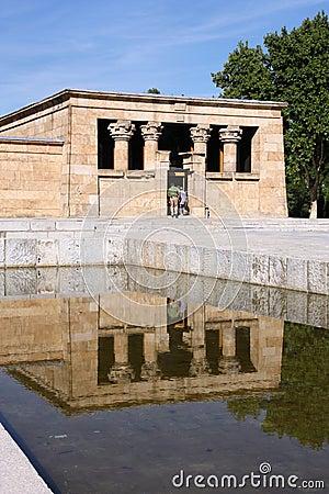 Madrid - Temple of Debod