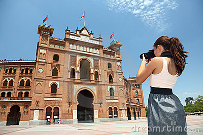 Madrid Tourist - Toros De Las Ventas, Spain