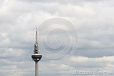 Madrid TV Tower - Torrespaña