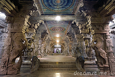 Madurai - Minakshi Temple - India