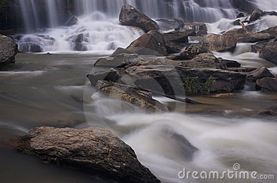 Mae Ya waterfall, Chiang Mai, Thailand