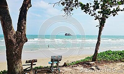 Maepim beach