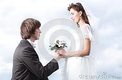 Małżeństwo propozycja
