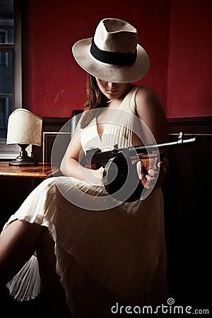 Free Mafia Bride Stock Photography - 11319602