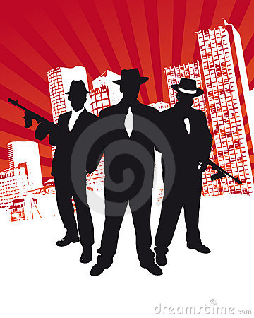 Free Mafia Gang Stock Photos - 4376103