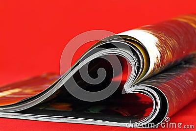 Magazine heart