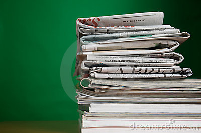 Magazine and Newspaper