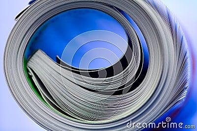 Magazine tube